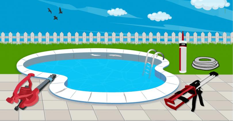 Pool Caulking: Repair or Replace