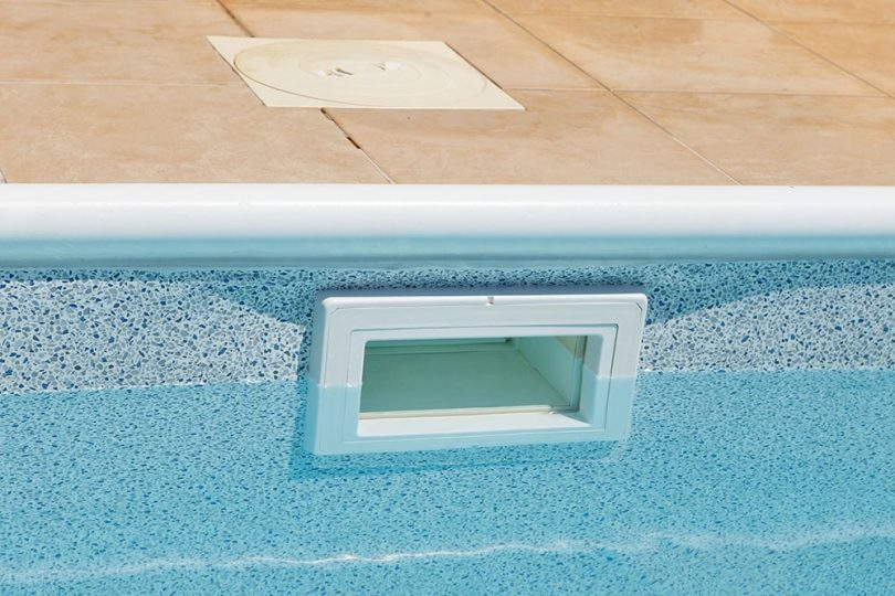 pool water level